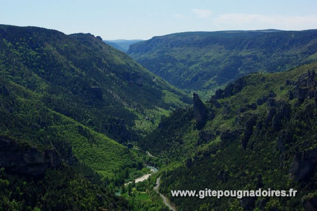 panorama gorges